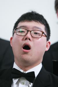 2012 Chamber Choir & Concert Choir