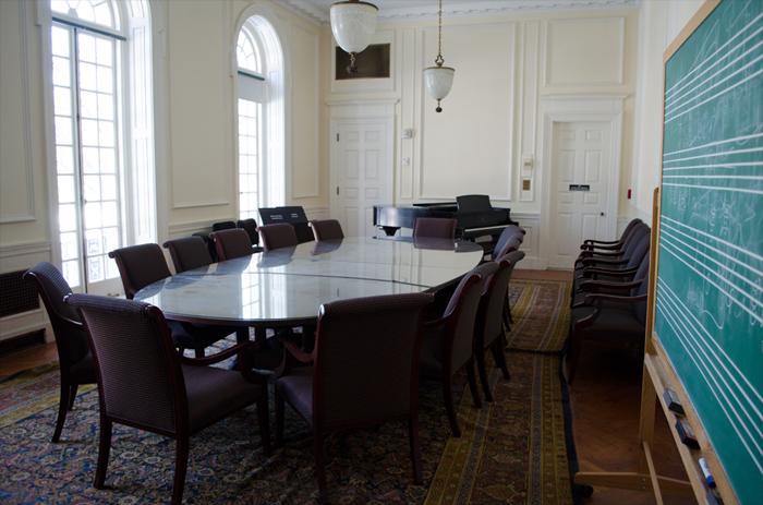 Chapin Boardroom