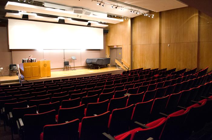 Brooks-Rogers Recital Hall