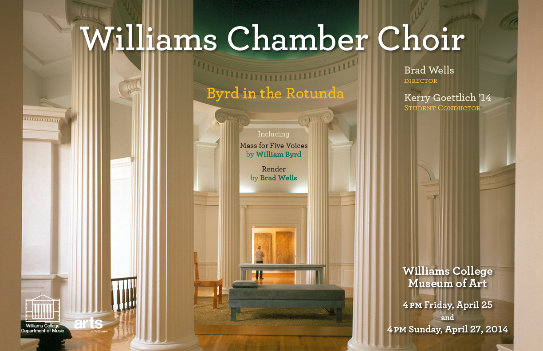 Chamber Choir In The Rotunda