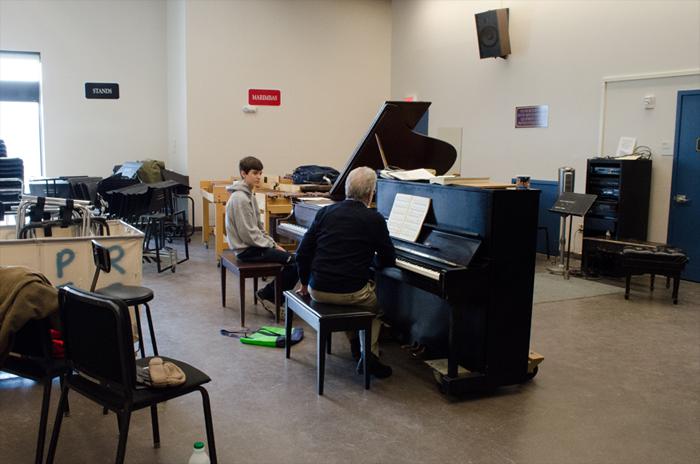 Shainman Rehearsal Hall (SRH)