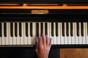 MidweekMusic In C, piano