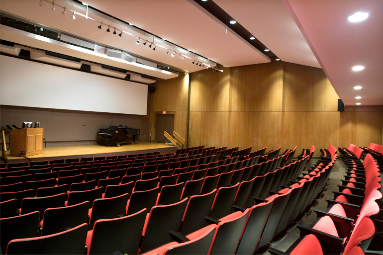 Brooks-Rogers Recital Hall