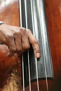 Avery Sharpe, bass