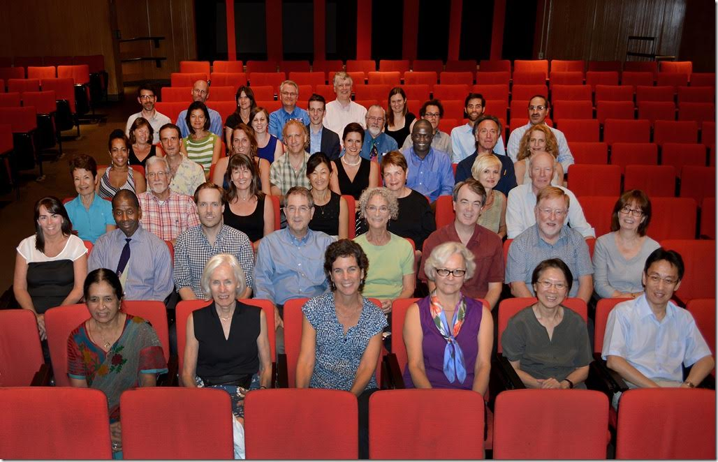 Music Faculty 2014