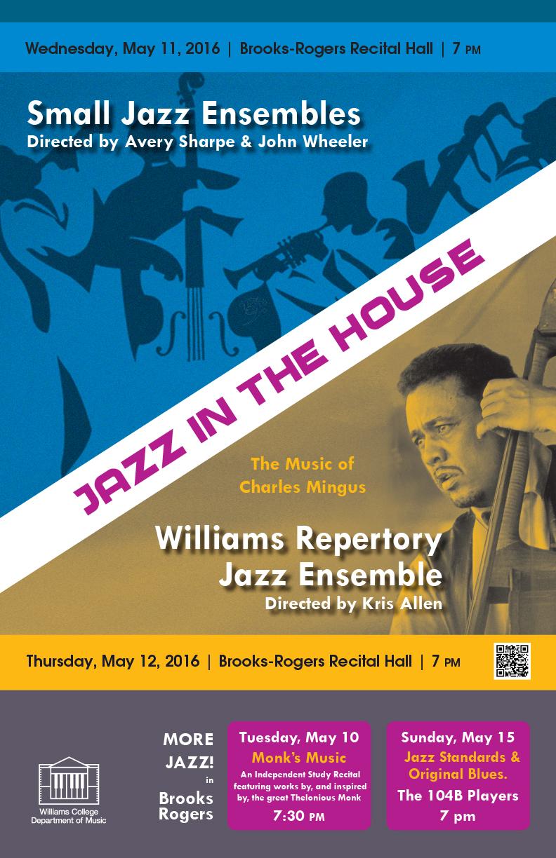 Small Jazz Ensembles | Music