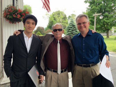 Wang Leehom, Andy Jaffe, W. Anthony Sheppard