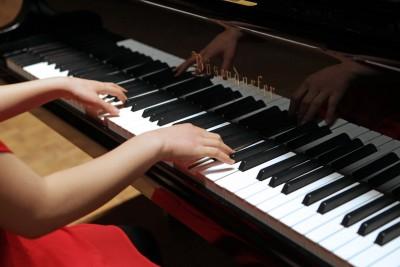 2015 Berkshire Symphony Student Soloist - Robin Park