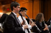 CLARINETS 2014_Williams_Music_Dept_Woodwind_Concert_Rehersal