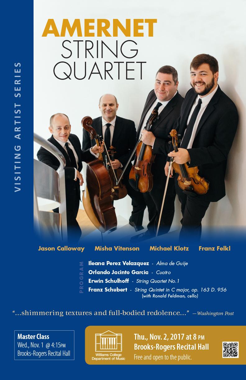 Amernet String Quartet | Music