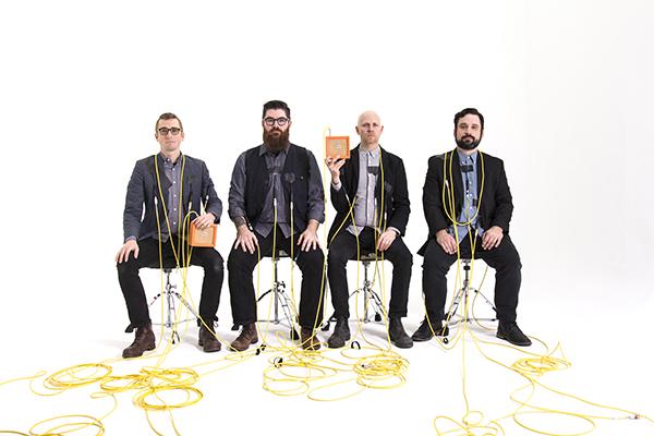 Sō Percussion